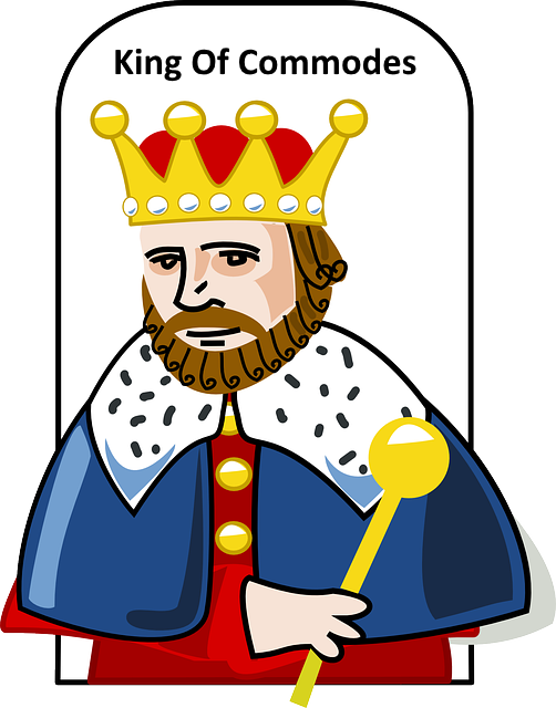 king of commodes